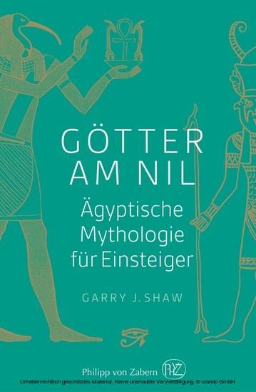 Götter am Nil - Blick ins Buch