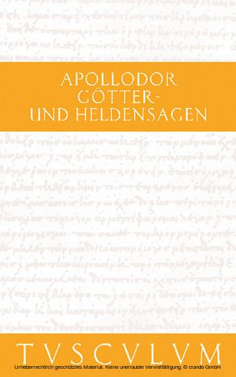 Götter- und Heldensagen / Bibliotheke - Blick ins Buch