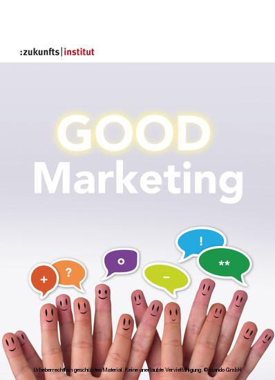 Good Marketing - Blick ins Buch