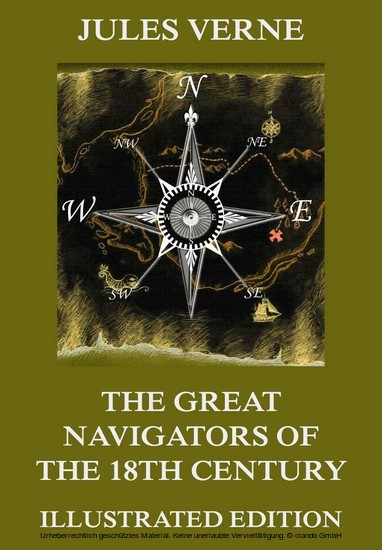 The Great Navigators of the Eighteenth Century - Blick ins Buch