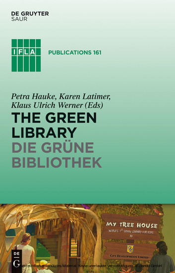 The Green Library - Die grüne Bibliothek - Blick ins Buch