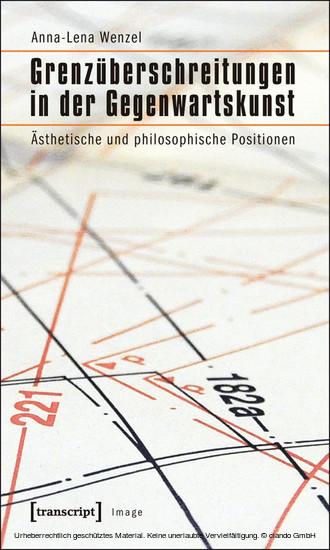 Grenzüberschreitungen in der Gegenwartskunst - Blick ins Buch