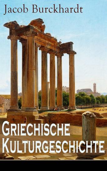 Griechische Kulturgeschichte - Blick ins Buch