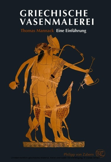 Griechische Vasenmalerei - Blick ins Buch