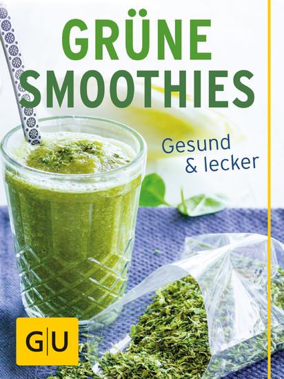 Grüne Smoothies - Blick ins Buch
