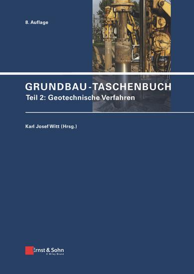 Grundbau-Taschenbuch, Teil 2 - Blick ins Buch