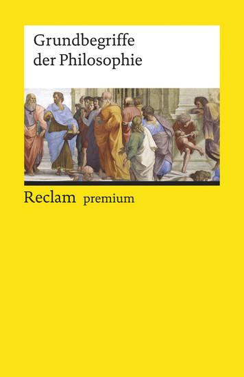 Grundbegriffe der Philosophie - Blick ins Buch