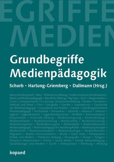 Grundbegriffe Medienpädagogik - Blick ins Buch