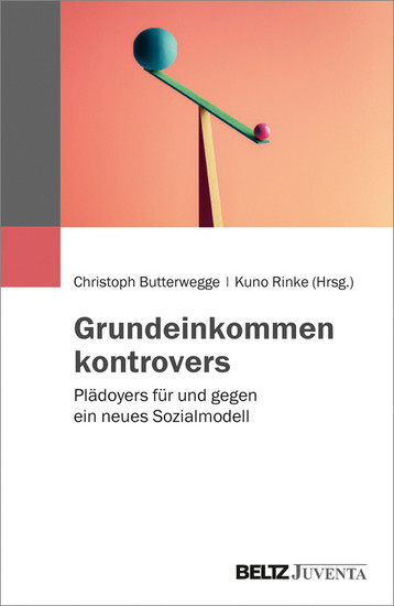 Grundeinkommen kontrovers - Blick ins Buch