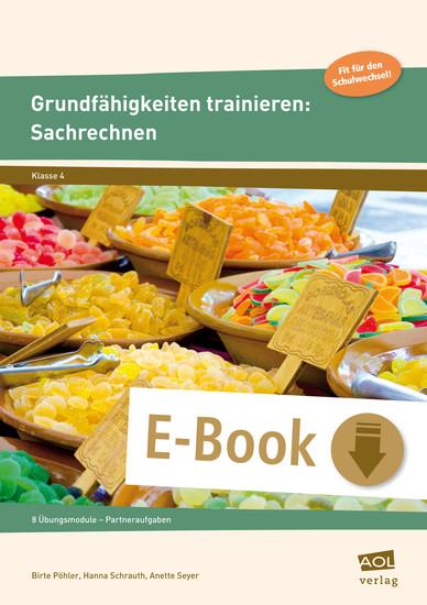Grundfähigkeiten trainieren: Sachrechnen - Blick ins Buch