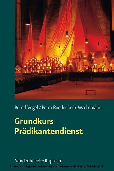 Grundkurs Prädikantendienst - Blick ins Buch