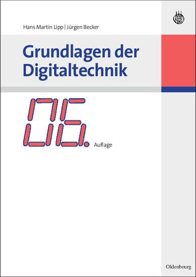 Grundlagen der Digitaltechnik - Blick ins Buch