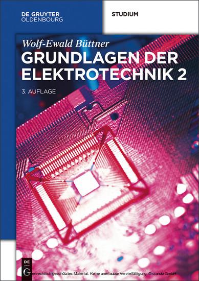 Grundlagen der Elektrotechnik 2 - Blick ins Buch