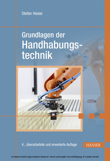 Grundlagen der Handhabungstechnik - Blick ins Buch
