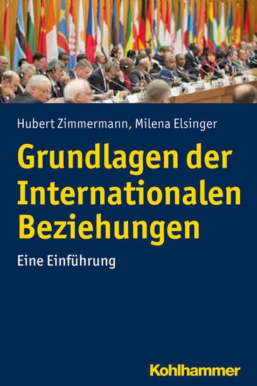 Grundlagen der Internationalen Beziehungen - Blick ins Buch