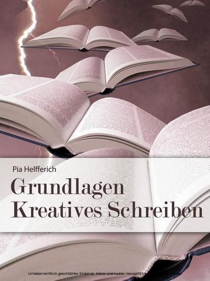 Grundlagen Kreatives Schreiben - Blick ins Buch
