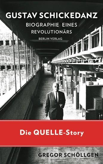 Gustav Schickedanz - Blick ins Buch