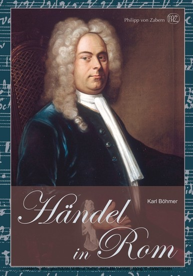 Händel in Rom - Blick ins Buch