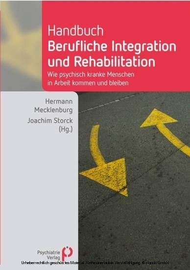 Handbuch berufliche Integration und Rehabilitation - Blick ins Buch