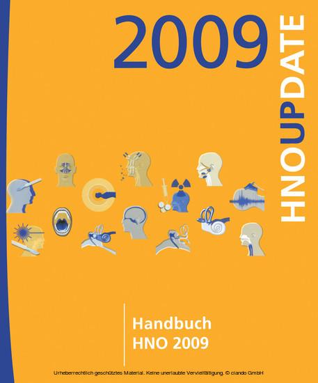Handbuch HNO 2009 - Blick ins Buch