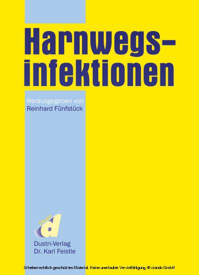 Harnwegsinfektionen - Blick ins Buch