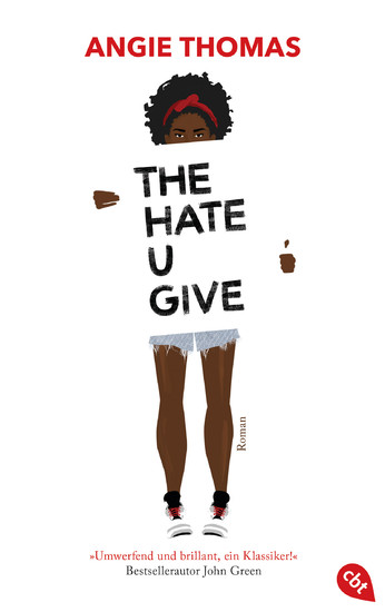 The Hate U Give - Blick ins Buch