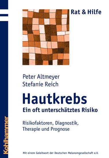 Hautkrebs - Ein oft unterschätztes Risiko - Blick ins Buch