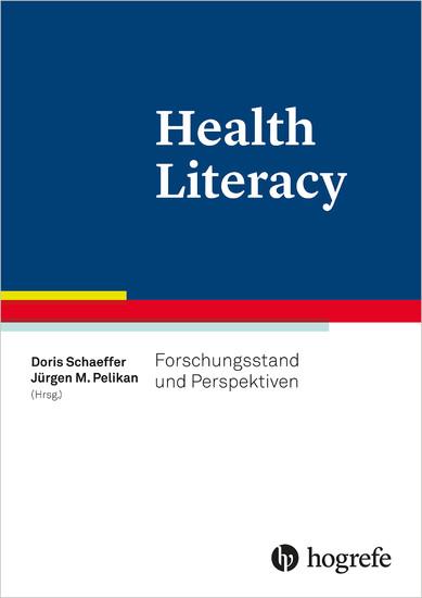 Health Literacy - Blick ins Buch