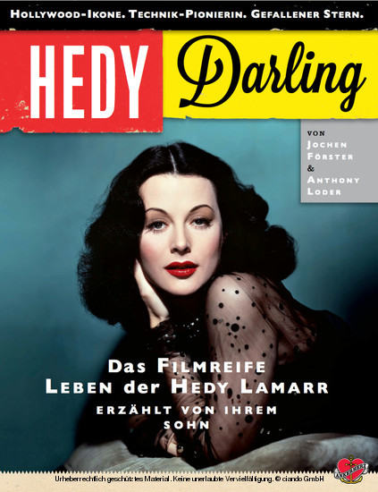 Hedy Darling - Blick ins Buch