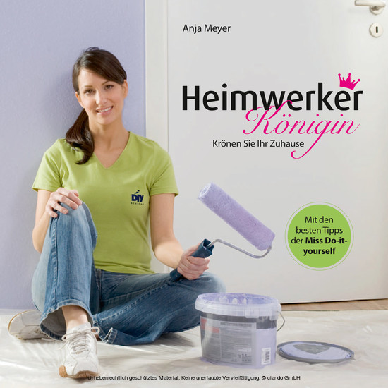 Heimwerker-Königin - Blick ins Buch
