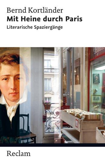 Mit Heine durch Paris - Blick ins Buch