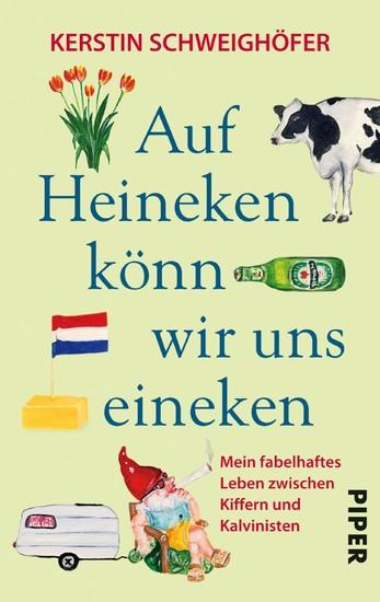 Auf Heineken könn wir uns eineken - Blick ins Buch