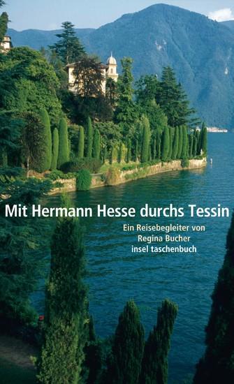 Mit Hermann Hesse durchs Tessin - Blick ins Buch