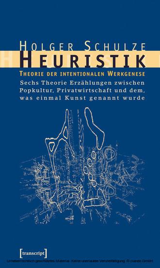 Heuristik - Blick ins Buch