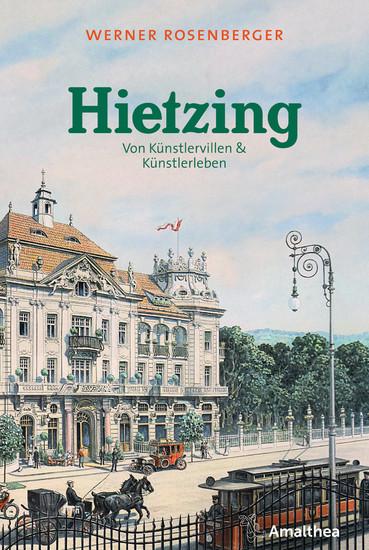 Hietzing - Blick ins Buch