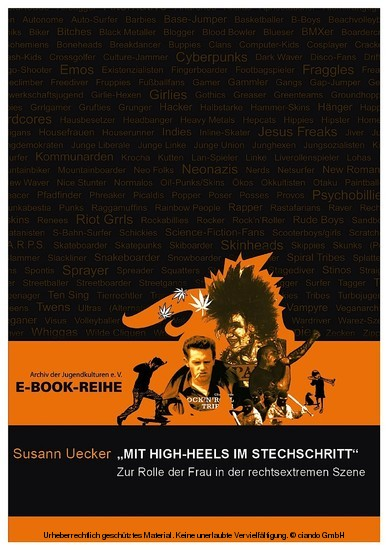 'Mit High-Heels im Stechschritt' - Blick ins Buch