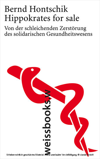 Hippokrates for sale - Blick ins Buch