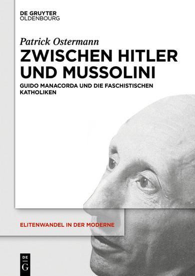 Zwischen Hitler und Mussolini - Blick ins Buch