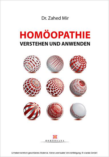 Homöopathie - Blick ins Buch