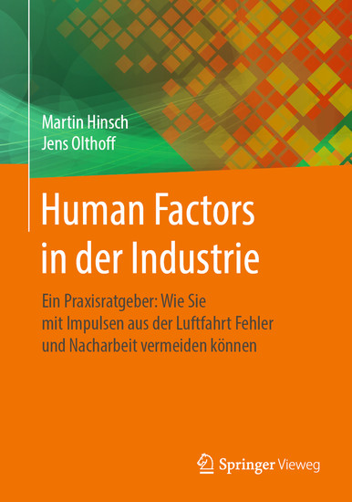 Human Factors in der Industrie - Blick ins Buch