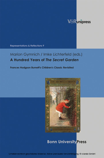 A Hundred Years of The Secret Garden - Blick ins Buch