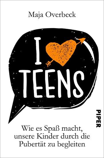 I love Teens - Blick ins Buch