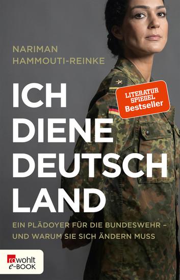 Ich diene Deutschland - Blick ins Buch