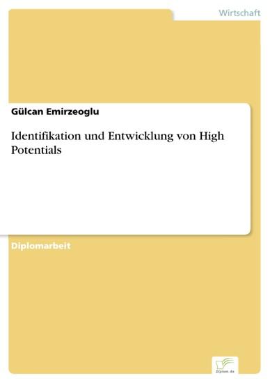Identifikation und Entwicklung von High Potentials - Blick ins Buch
