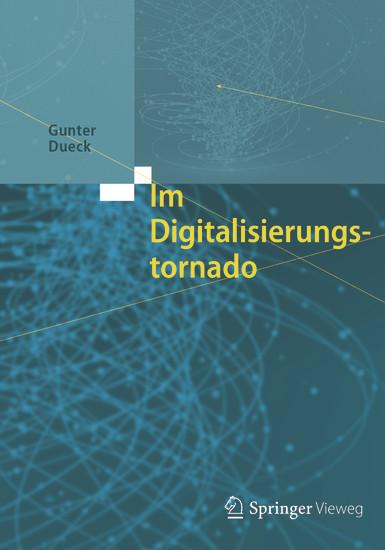 Im Digitalisierungstornado - Blick ins Buch