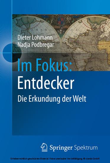 Im Fokus: Entdecker - Blick ins Buch