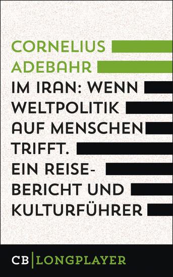 Im Iran. Wenn Weltpolitik auf Menschen trifft. Ein Reisebericht und Kulturführer - Blick ins Buch