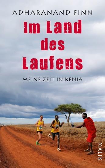 Im Land des Laufens - Blick ins Buch