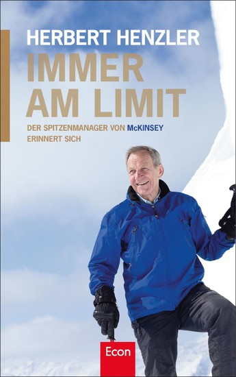 Immer am Limit - Blick ins Buch
