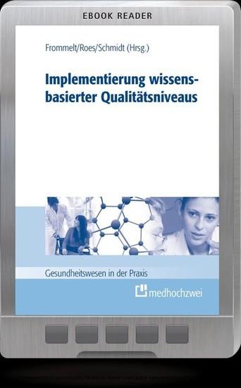 Implementierung wissensbasierter Qualitätsniveaus - Blick ins Buch